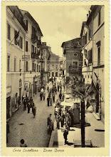 Photo: Corso Bruno Buozzi. Prima metà '900.