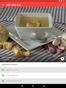 Soup Recipes – Soup Cookbook app 16