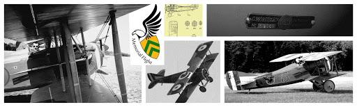 SPAD La Fayette memorial flight polo barnstormer