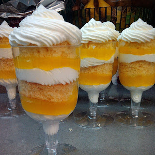 Lemon Trifles  Recipe