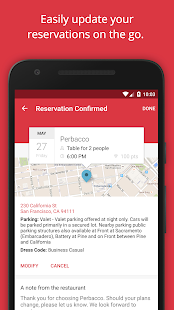 OpenTable: Restaurants Near Me Screenshot 4
