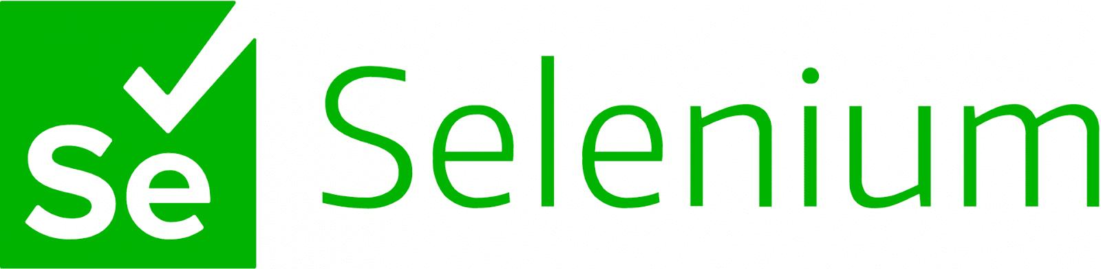 selenium_logo Python Technology Stack