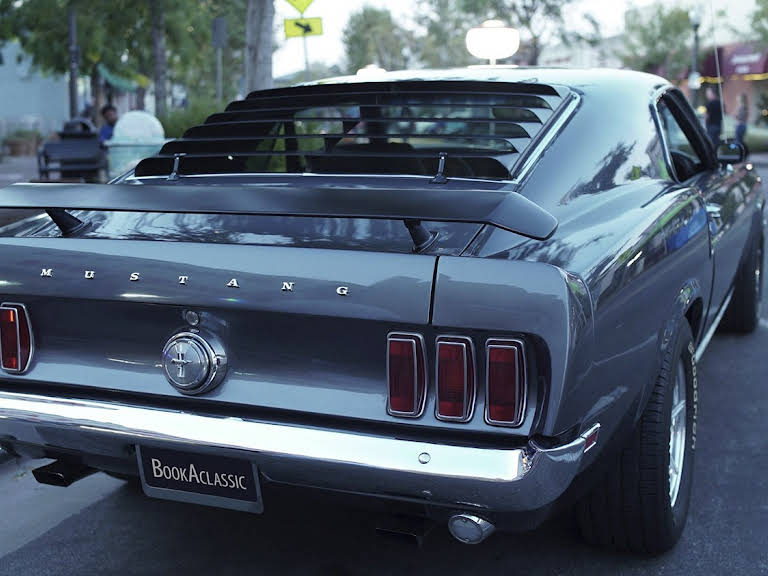 Ford Mustang Mach 1 Hire Saugus
