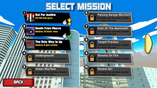 Shoot Enemies - Free Offline Action Game of War android2mod screenshots 4