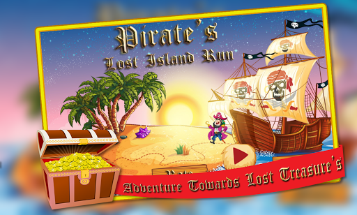 Pirate's Lost Island Run