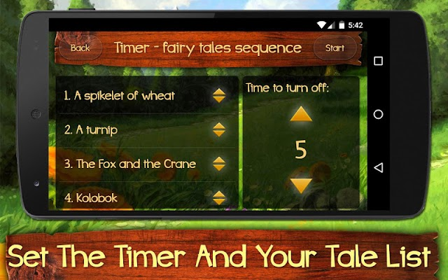 Fairy Tales Time - screenshot