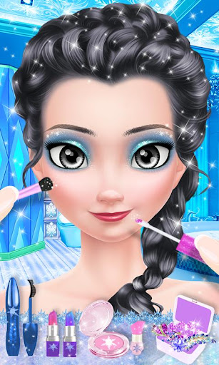 Ice Princess - Frozen Salon
