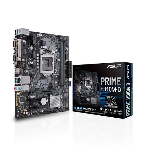 Bo mạch chính/ Mainboard Asus Prime H310M-D