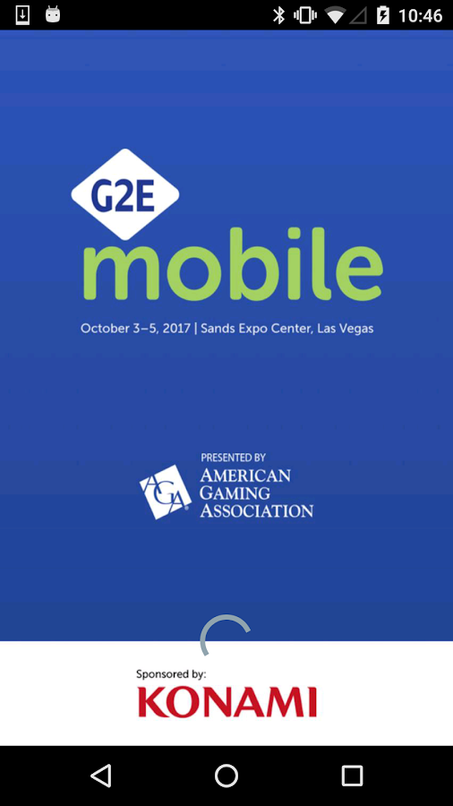 G2E- screenshot