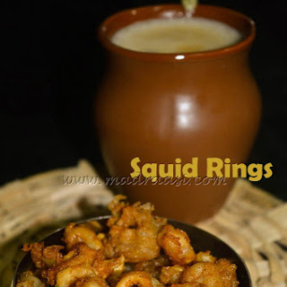 Squid Rings.