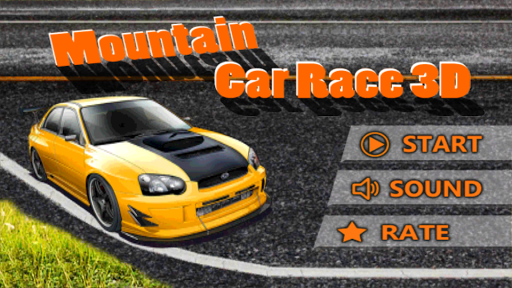 Mountain Car Race 3D