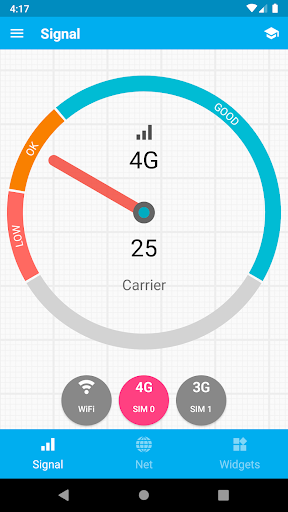 Signal Strength 22.0.8 screenshots 1