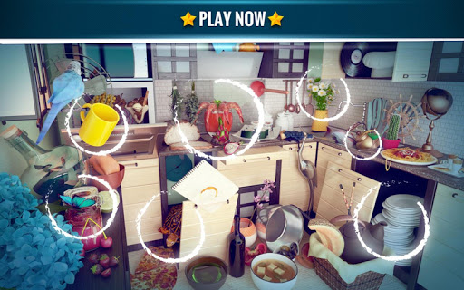 玩解謎App|隐藏的对象 - 清洁杂乱的厨房免費|APP試玩