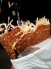 Photo: Midnight cheese fix.