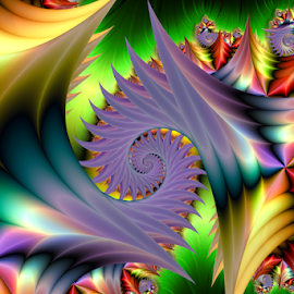 by Cassy 67 - Illustration Abstract & Patterns