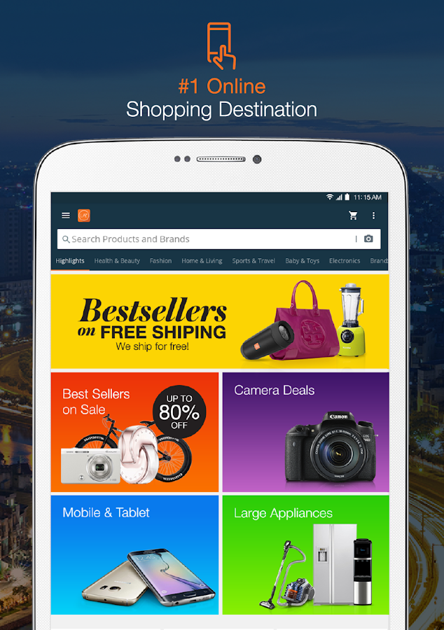 Lazada - Shopping & Deals- screenshot