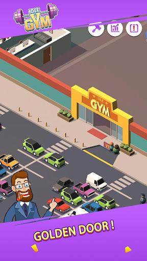 Gym Tycoon - Idle Workout Club, Fitness Simulator apktram screenshots 7