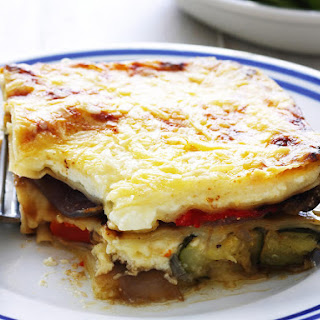 Vegetable and Ricotta Lasagne