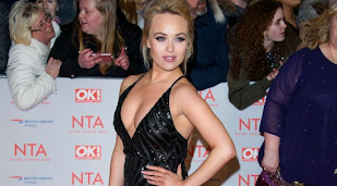 Jorgie Porter to do Strictly Come Dancing?