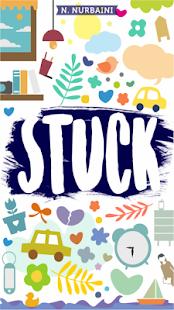 Novel Stuck - náhled