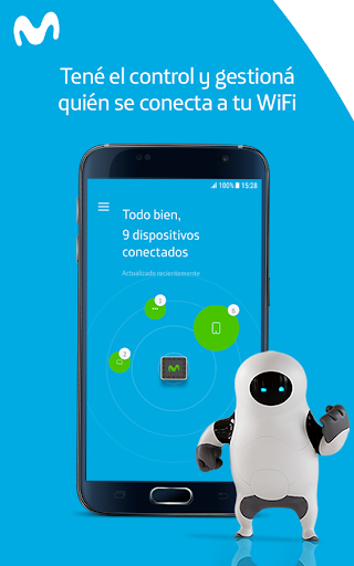 Smart WiFi u2013  Movistar Internet screenshots 1