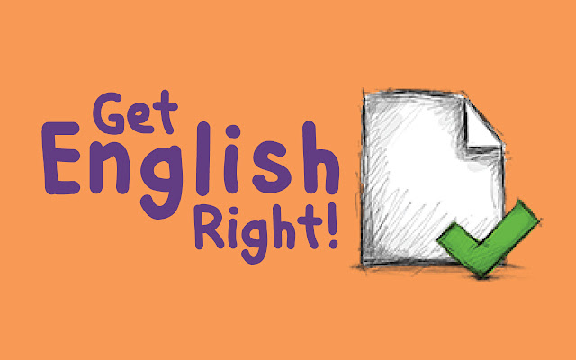 Get English Right!