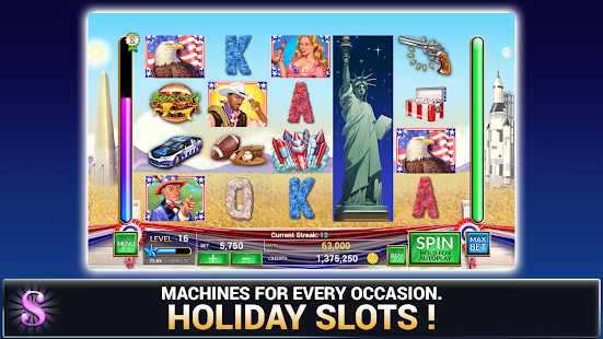 Play Free & Fun Slots Games- screenshot thumbnail