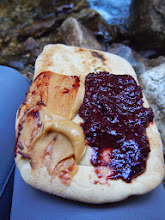 """Photo: Not bad, considering the """"jelly"""" was rehydrated fruit leather"""