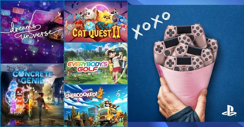 5 เกมแนะนำจาก PlayStation สร้างช่วงเวลาดีๆ ในช่วง Valentine