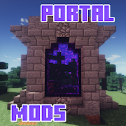 App Icon for Portal Mods and Addons App in Czech Republic Google Play Store