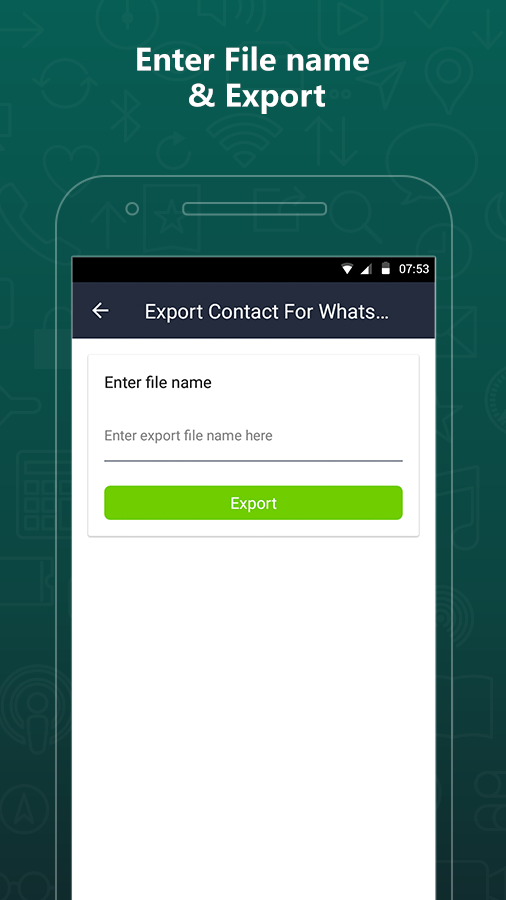 how to add contacts in whatsapp android