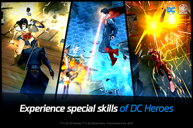 DC: UNCHAINED APK screenshot thumbnail 4