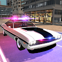 Classic Police Car Game: Police Games 2020 icon