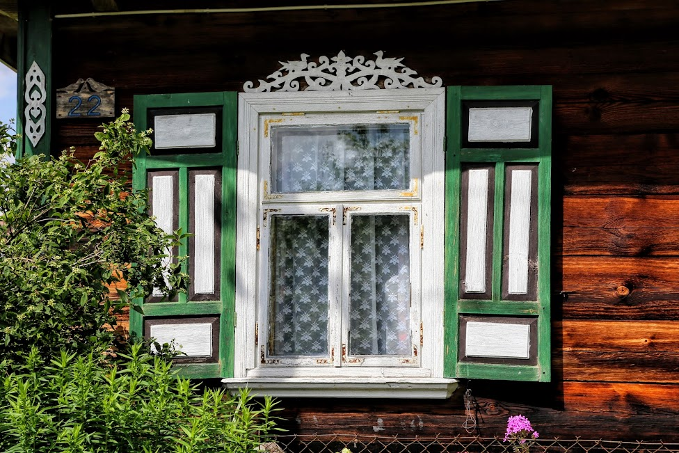 okiennice, Soce