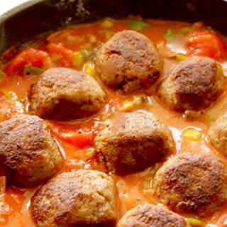 Albondigas – the meatballs in Spanish