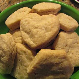 MiMi's Sour Cream Biscuits