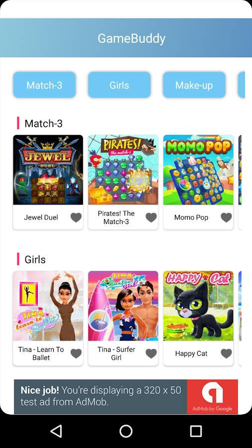 Games free download - Game Buddy- screenshot