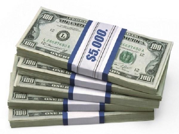 5000 cash giveaway