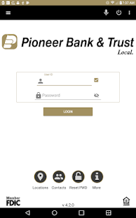 Pioneer Bank Trust Mobile Bank Apps On Google Play