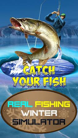 Real Fishing Winter Simulator 1.5 screenshot 897618