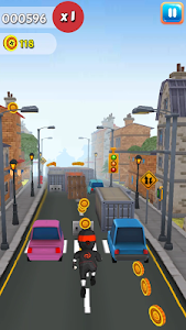 Chhota Ninja City  Run screenshot 19