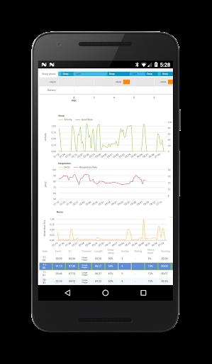 SleepCloud ud83dudcad Backup for Sleep as Android 9.8 screenshots 7