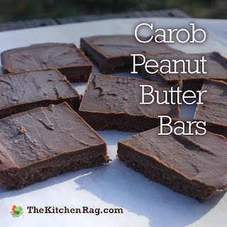 Carob Bars Recipes