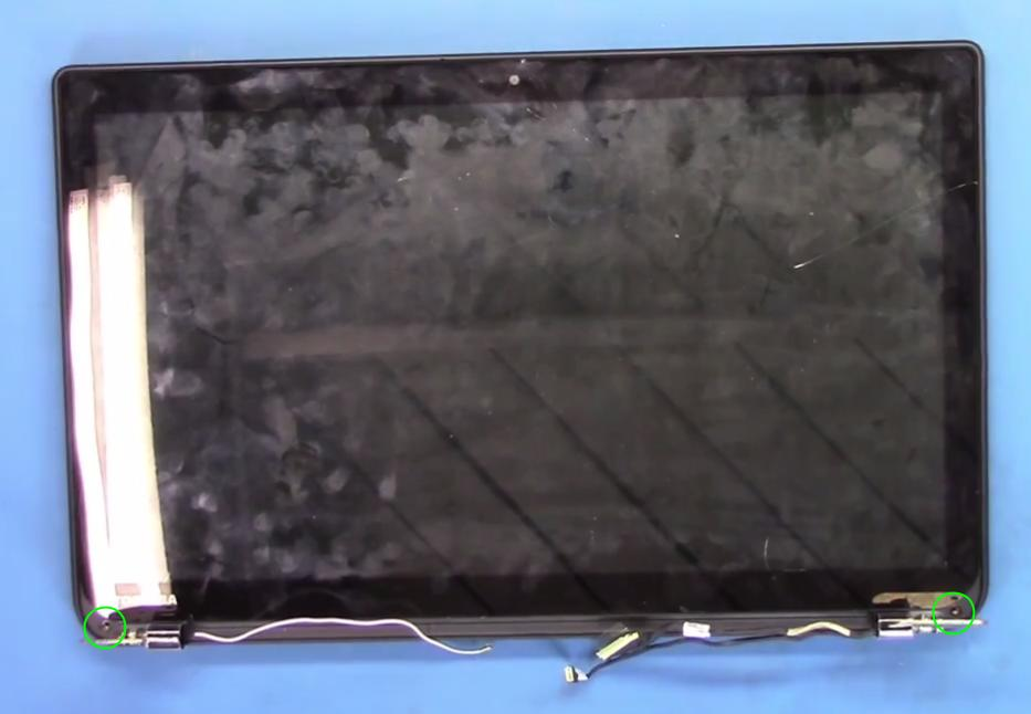 Toshiba C55DT Screen Replacement