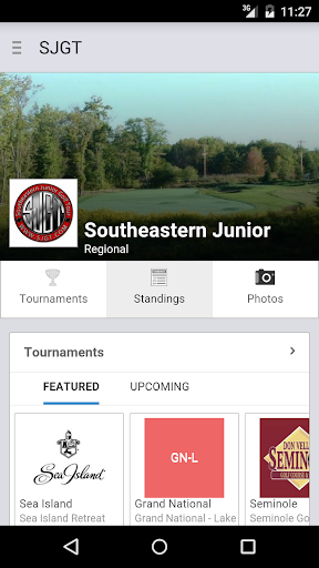 Southeastern Junior Golf Tour