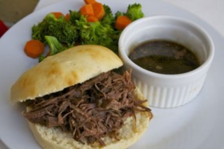 Slow Cooker French Dip Recept | Yummly