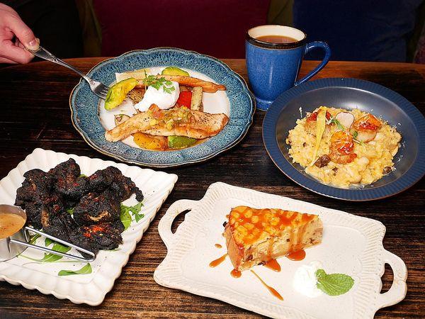 Ombre - 台北大安區義式料理推薦,低調古典用餐氣氛,從早午餐一路吃到宵夜,精緻餐點不踩雷,週日九點後酒類都買一送一