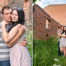 Wedding photographer Aleksandr Nikitin (Jazzillinni). Photo of 11.06.2015