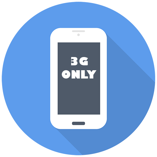 3G Only Network Mode - Apps on Google Play