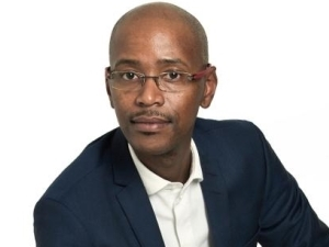 Adapt IT CEO Sbu Shabalala.